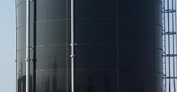Rezervoare metalice cilindrice vitrificate